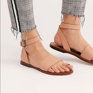 Brand new!! Free people sandals